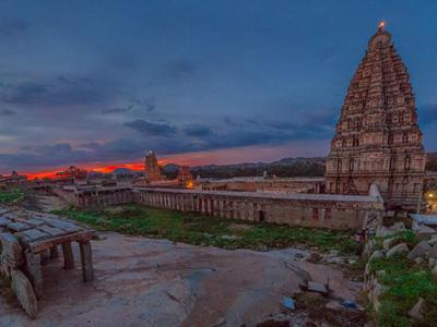 Explore+Hampi+Heritage+Trek%2C+Bouldering+and+Camping image