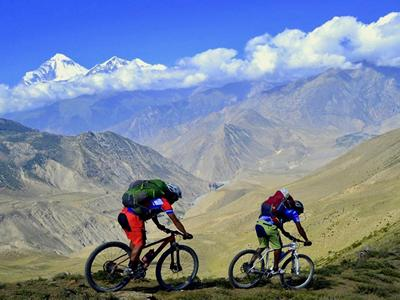 Nepal+Cycling+Tour image