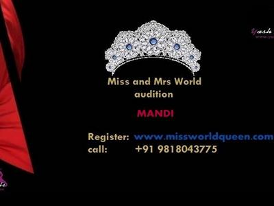 Miss+and+Mrs+Mandi+Himachal+India+World+Queen+and+Mr+India image