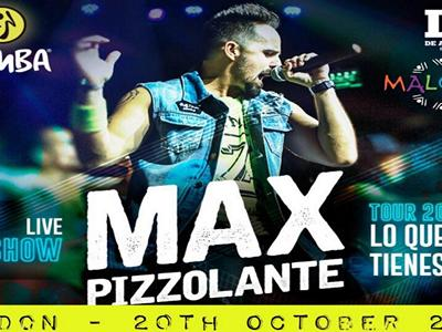 Max+Pizzolante+Fitness+Concert+in+London image