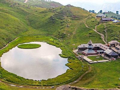 Trekking+Camping+at+Prashar+Lake image
